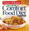 Book Cover Image. Title: Taste of Home Best of Comfort Food Diet Cookbook:  Lose weight with 760 amazing foods, Author: Taste of Home