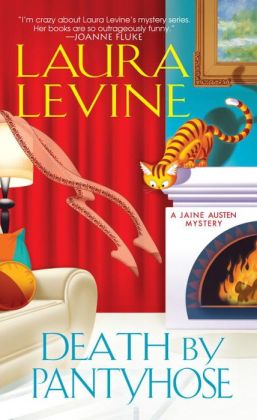 Death by Pantyhose (Jaine Austen Series #6)