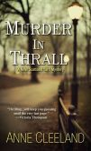 Book Cover Image. Title: Murder In Thrall, Author: Anne Cleeland