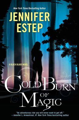 Cold Burn of Magic (Black Blade Series #1)