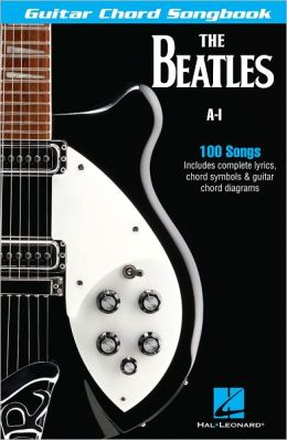 The Beatles Guitar Chord Songbook (PagePerfect NOOK Book)