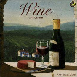 2012 Wine Wall Calendar