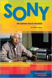 Sony: The Company and Its Founders