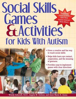 Social Skills Games and Activities for Kids with Autism