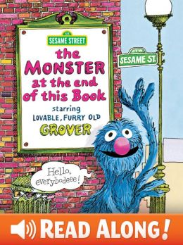 The Monster at the End of This Book (Sesame Street Series)