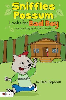 Sniffles Possum Looks for Bad Boy