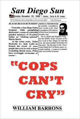 Cops Can't Cry