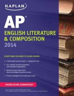 Kaplan AP English Literature & Composition 2014