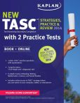 Book Cover Image. Title: Kaplan New TASC Strategies, Practice, and Review 2014 with 2 Practice Tests:  Book + Online, Author: Kaplan