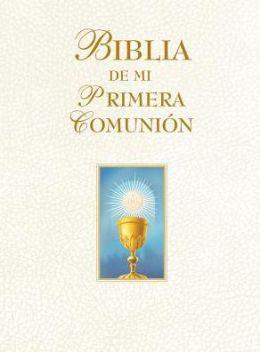 My First Communion Bible (Cream, Spanish)