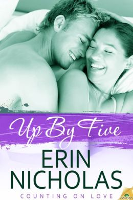 The cover of Up by Five