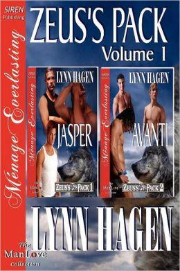 Zeus's Pack, Volume 1 [Jasper