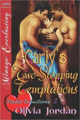 Carly's Two-Stepping Temptations [Studio Seductions 2] (Siren Publishing Menage Everlasting)