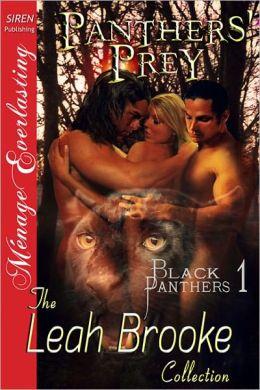 Panthers' Prey [Black Panthers 1] (Siren Publishing Menage Everlasting)