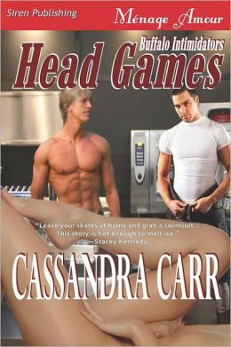 Head Games [Buffalo Intimidators 1] (Siren Publishing Menage Amour)