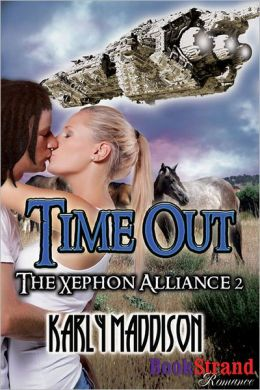 Time Out [The Xephon Alliance 2] (BookStrand Publishing Romance)