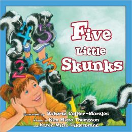 Five Little Skunks