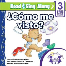 Como Me Visto? Read & Sing Along [Includes 3 Songs]