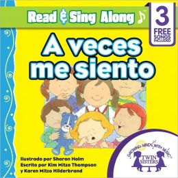 A Veces Me Siento Read & Sing Along [Includes 3 Songs]