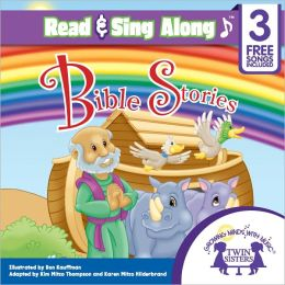 Bible Stories Collection Read & Sing Along [Includes 3 Songs]