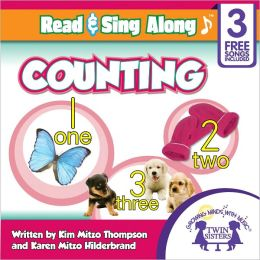 Counting Read & Sing Along [Includes 3 Songs]