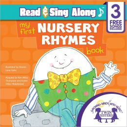 My First Nursery Rhymes Read & Sing Along [Includes 3 Songs]