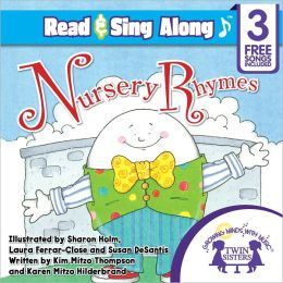 Nursery Rhymes Collection Read & Sing Along [Includes 3 Songs]