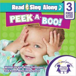 Peek-a-BOO Read & Sing Along [Includes 3 Songs]