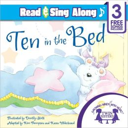 Ten In The Bed Read & Sing Along [Includes 3 Songs]