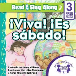 Viva! El Sabado Read & Sing Along [Includes 3 Songs]