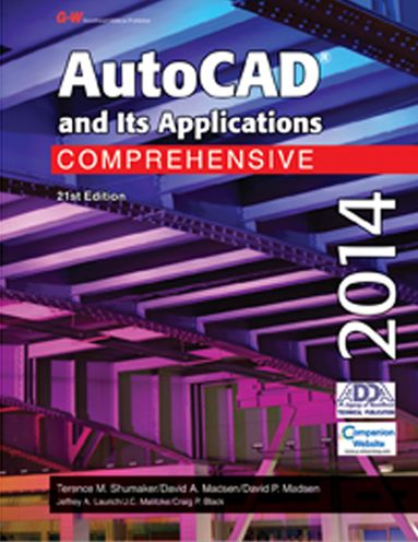 Free ebook downloads for kobo AutoCAD and Its Applications Comprehensive 2014 (English Edition) PDB iBook CHM 9781619604483