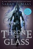 Book Cover Image. Title: Throne of Glass (Throne of Glass Series #1), Author: Sarah J. Maas