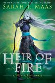 Book Cover Image. Title: Heir of Fire (Throne of Glass Series #3), Author: Sarah J. Maas