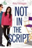 Book Cover Image. Title: Not in the Script (If Only Series), Author: Amy Finnegan