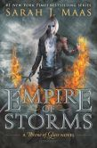 Book Cover Image. Title: Empire of Storms (Throne of Glass Series #5), Author: Sarah J. Maas