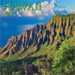 2013 Hawaii Wall Calendar