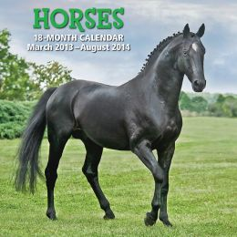 2014 18-Month Horses Wall