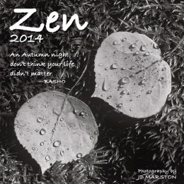 2014 Zen Mini Wall Calendar