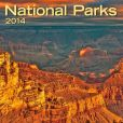 Book Cover Image. Title: 2014 National Parks Mini Wall Calendar, Author: Ziga Media, LLC