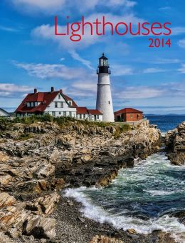 2014 Lighthouses Engagement Calendar