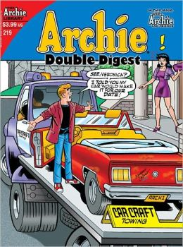 Archie Double Digest #219
