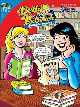 Betty and Veronica Double Digest #186