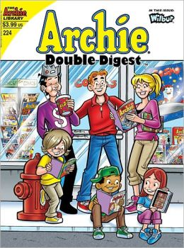 Archie Double Digest #224