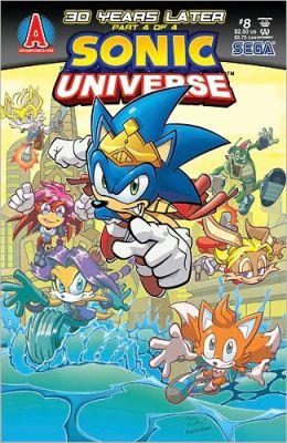 Sonic Universe #8