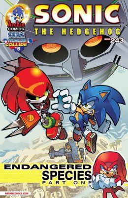 Sonic the Hedgehog #243