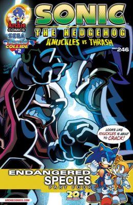 Sonic the Hedgehog #246