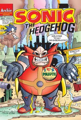 Sonic the Hedgehog #15