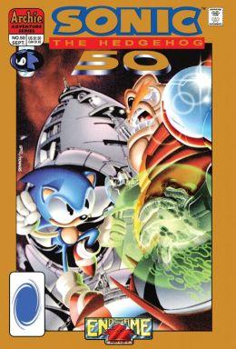 Sonic the Hedgehog #50