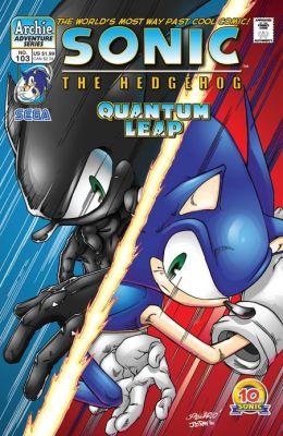 Sonic the Hedgehog #103