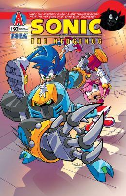 Sonic the Hedgehog #193